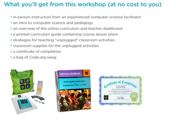 workshop-goodies