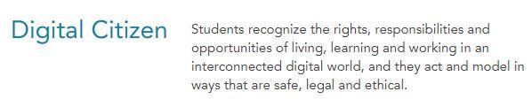 digital citizen iste